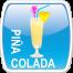 Ein einfaches Pina Colada Cocktail Rezept - ganz leicht gemacht