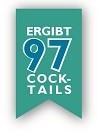 Abbildung mit Fähnchen symbolisiert die Ergiebigkeit des Party Paketes von 97 Cocktails