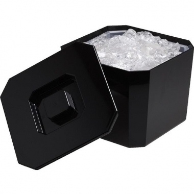 Eisbehälter 4 Liter mit Abtropf-Einsatz