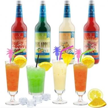 Party Paket für 68 fertige Cocktails alkoholfrei