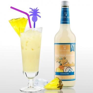Virgin Colada - Cocktail ohne Alkohol - zuhause und überall selber mixen
