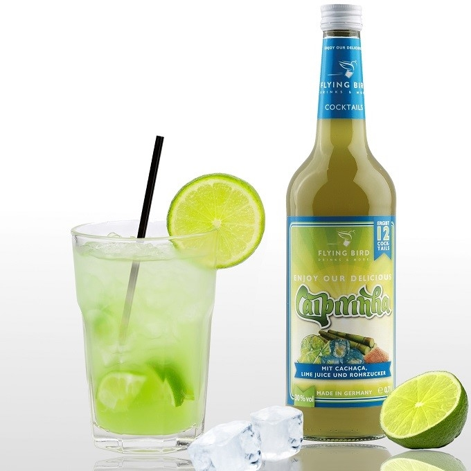 Caipirinha cocktail  Caipirinha Cocktail online kaufen | Shop FERTIGCOCKTAILS'24