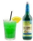 Big Apple - Fertige Mischung für 17 alkoholfreie Cocktails - 0,7 Liter Flasche